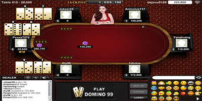 domino99 PKV Games