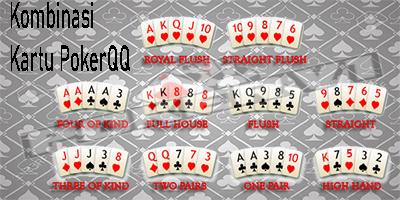 kombinasi kartu pokerqq