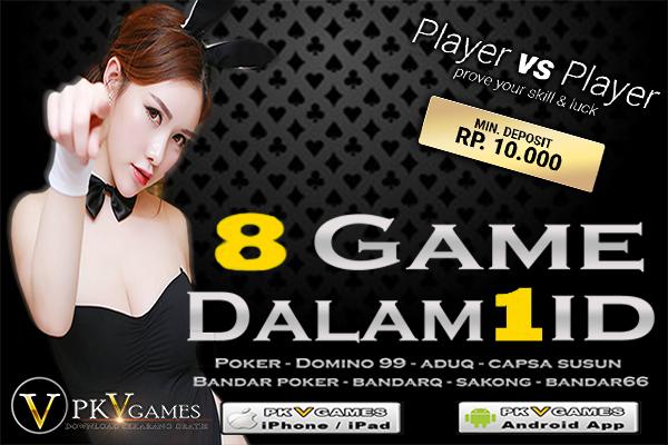 agen PKV Games resmi