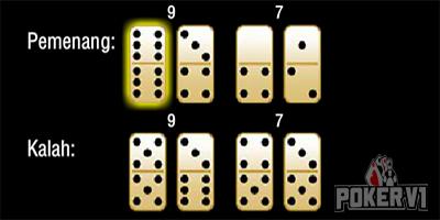 aturan main domino 99
