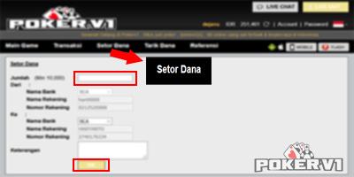 setor dana PKV Games
